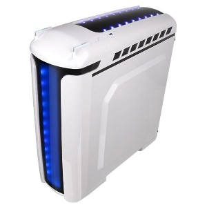 【送料無料】Thermaltake PCケース Versa C22 RGB Snow Edition ホワイト CA-1G9-00M6WN-00 [CA1G900M6WN00]