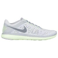 (取寄)ナイキ レディース フレックス 2016 RN Nike Women's Flex 2016 RN Pure Platinum Cool Grey Wolf Grey Barely Volt