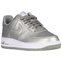 (取寄)NIKE ナイキ メンズ エアフォース 1 LV8 スニーカー Nike Men's Air Force 1 LV8 Metallic Silver White Metallic Silver