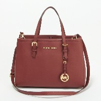 マイケル マイケルコース バッグ 2WAYバッグ MICHAEL MICHAEL KORS 30H3GTVT8L 616 BRICK 【Jet Set Travel】
