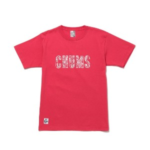【CHUMS×Le Magasin】パターンTシャツ
