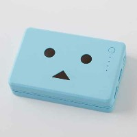 【あす楽】 cheero CHE-066-AJ Power Plus 10050mAh DANBOARD version -FLOWERS- あじさい