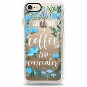 casetify CTF-4136255-298601 Coffee & Concealer 〔iPhone 7用〕