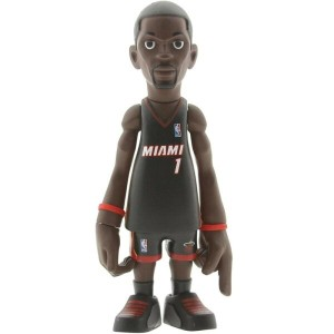 NBA NBA おもちゃ 【MINDstyle x CoolRain Chris Bosh NBA Collector Series 2 Figure 】