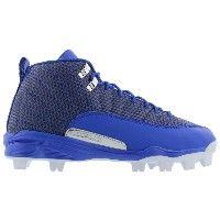 ジョーダン メンズ 野球 シューズ・靴【Jordan Retro XII MCS】Game Royal/Metallic Silver/White