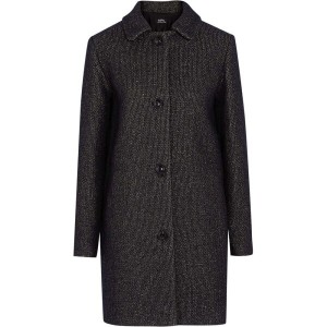 アーペーセー A.P.C. Atelier de Production et de Cr?ation レディース アウター コート【Rooney metallic wool-blend coat】