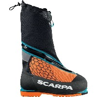 スカルパ Scarpa メンズ 登山 シューズ・靴【Phantom 8000 Mountaineering Boot】Black/Orange