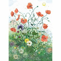 HEYE Puzzle・ヘイパズル 29774 Jane Crowther : Red Poppies 1000ピース