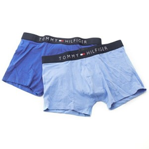 【WEB限定】2-PACK COTTON STRETCH TRUNKS/トミーヒルフィガー(メンズ)(TOMMY)【dl】0101marui