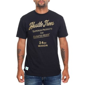 LRG LRG メンズ トップス Tシャツ【hustle trees by lrg - anthony mason t-shirt】ブラック