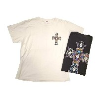 VOTE Make New Clothes ヴォート メイク ニュー クローズ G&R CROSS TEE ボート ガンズ