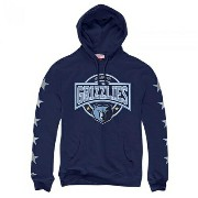 MITCHELL & NESS NBA DOWN ダウン TO THE WIRE HOODIE フーディー パーカー メンズ