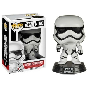 ファンコ Funko おもちゃ 【Funko POP Star Wars Episode VII - First Order Stormtrooper 】