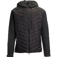 マムート Mammut メンズ アウター ジャケット【Rime Pro IS Hooded Insulated Jacket】Graphite/Graphite