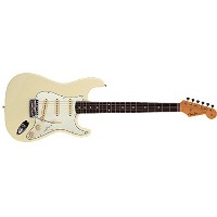 Fender Japan Exclusive Classic 60s Stratocaster Texas Special Vintage White フェンダー ジャパンエクスクルーシブ...