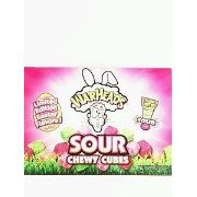 WarHeads Candy Sour Chewy Cubes Limited Edition Easter Flavors by WarHead Sour [並行輸入品]