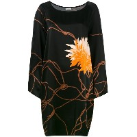 Dries Van Noten rope print dress