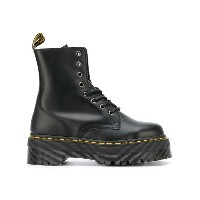Dr. Martens - レースアップブーツ - women - レザー/rubber - 7