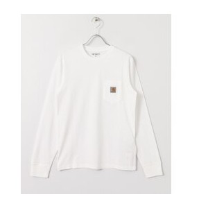 Sonny Label carhartt LONG-SLEEVE POCKET T-SHIRTS【アーバンリサーチ/URBAN RESEARCH Tシャツ・カットソー】