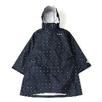 Columbia(コロンビア) Spey Pines Youth Poncho Kid's S 425(Columbia Navy Dot) PY1012