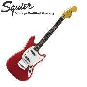 Squier Vintage Modified Mustang FRD エレキギター