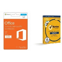 Microsoft Office Home and Business 2016|カード版|セキュリティセット