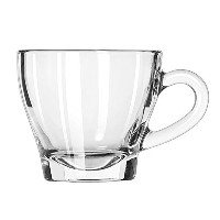 Libbey 13220319 Ischia 6 Oz Glass Cappuccino Cup - 12 / CS by Libbey