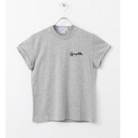 DOORS GYMPHLEX COMBED COTTON JERSEY T-SHIRTS【アーバンリサーチ/URBAN RESEARCH Tシャツ・カットソー】