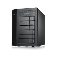 Promise Technology/プロミステクノロジー Pegasus3 R6 PC Edition 24TB(4TB×6)モデル Thunderbolt3対応ストレージ F40P3R600000...