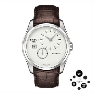 TISSOT T-CLASSIC ティソ TISSOT COUTURIER AUTOMATIC T0354281603100