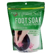 Natural Epsom Salt (Eucalyptus) by Health Smart [並行輸入品]
