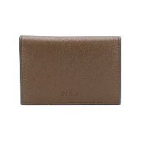 Furla - billfold cardholder - men - レザー - ワンサイズ