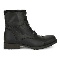 アルド aldo メンズ シューズ・靴 ブーツ【lemond leather biker boots】Black leather