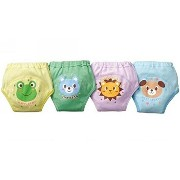 Taiycyxgan 4 X Baby Toddler Boys Cute 4 Layers Potty Training Pants Reusable (100) by TAIYCYXGAN ...