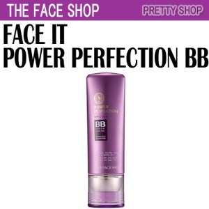 ★The Face Shop★Face It Power Perfection BB Cream SPF37 PA++ (40g)