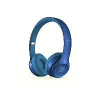 BEATS SOLO2 SAPPHIRE BLUE 密閉型オンイヤーヘッドホン Beats by Dr.Dre Solo2