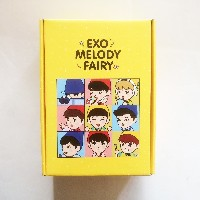 [Limited Edition] EXO Melody Fairy x Kakao Friends Yellow Gift Special Package