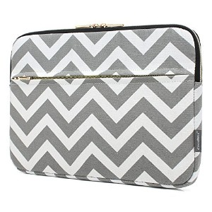 CoolBell / Laptop Sleeve Case Cover With Wave Pattern Ultrabook Sleeve Bag For Ultrabook like Acer ...