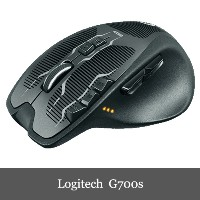 Logitech G700s Rechargeable Gaming Mouse ロジテック ロジクール 再充電 ゲーミング マウス
