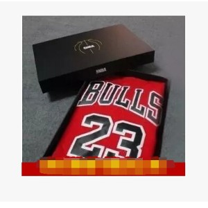 Bulls No. 23 jersey Jordan 33 Pippen 91 Rodman Set 1 Retro Rose embroidery basketball clothes for...