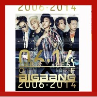 THE BEST OF BIGBANG 2006〜2014(CD3枚組+DVD2枚組)