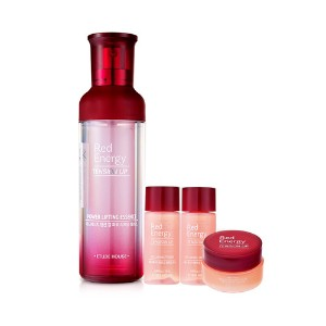 [ETUDE HOUSE] Red Energy Tension Up Power Lifting Essence - 1pack (4item)