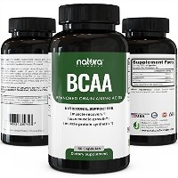 (Natura Formulas) Top Rated BCAA Capsules | Most Potent Branched Chain Amino Acids on Amazon | Th...