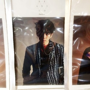 SM TOWN COEX Artium SUM Official EXO Monster Limited A4 Photo Collection