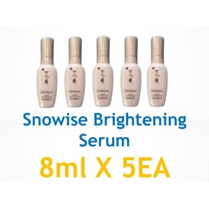 [Sulwhasoo]Snowise Brightening Serum 8ml X 5EA