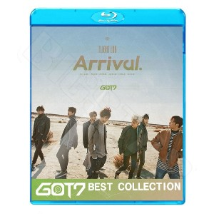 【Blu-ray】☆★GOT7 2017 BEST COLLECTION★Never Ever Hard Carry 【ガットセブン KPOP】【メール便は2枚まで】
