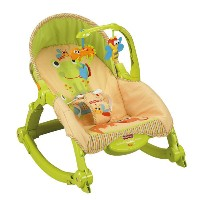 [Fisher Price] Newborn-to-Toddler Portable Rocker★Baby Bouncer Swing★Portable Bouncing Chair...