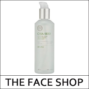 [THE FACE SHOP] THEFACESHOP ★ Chia Seed Hydrating Toner 145ml / Chia Seed Watery Toner Renewal