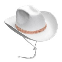 (Forum Novelties) Forum Novelties Inc - Felt Cowboy Hat