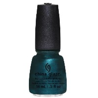 (China Glaze) China Glaze Nail Lacquer  Tongue and Chic  0.5 Fluid Ounce